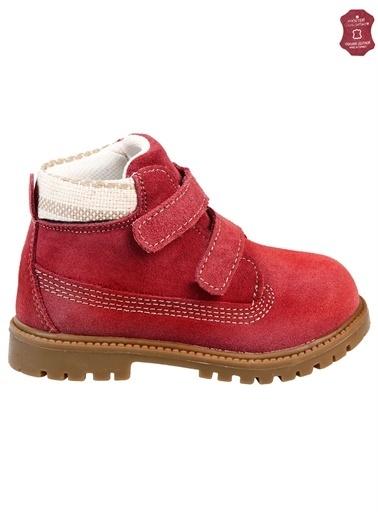 Boots Boots Kız Çocuk Deri Bot 21-25 Numara Pembe Boots Kız Çocuk Deri Bot 21-25 Numara Pembe Pembe